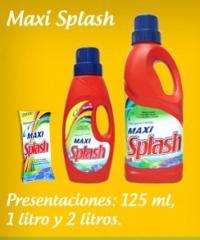 Detergente Líquido Maxi Splash
