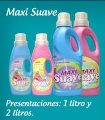Acondicionador de telas Maxi Suave