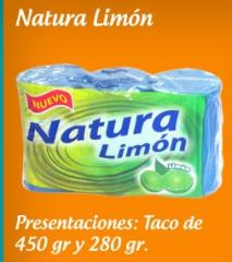 Bola de Jabón Natura Limón