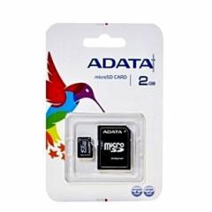 Memory 2GB Micro SD ADATA