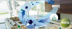 Sistema de purificación de aire Nanoe-G