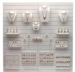 Exhibidores para joyería