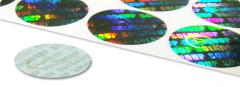 Hologramas Adhesivos