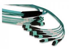 Cables Pre-Ensamblados de Fibra Óptica
