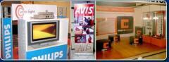 Material P.O.P. y Sistemas de Exposición