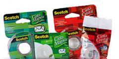 Cintas Adhesivas para el Hogar  marca Scotch®