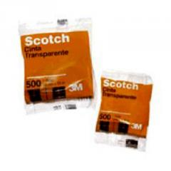 Scotch® Cinta Transparente 500