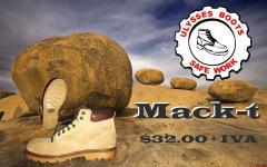 Botas Mack-T