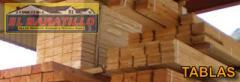 Materiales de construcción de madera