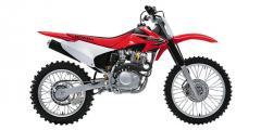 Motocicleta Honda CRF 203F