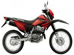 Motocicleta Honda Tornado 250
