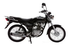 Motocicleta Suzuki AX 4