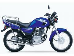 Motocicleta Suzuki EN 125 HU
