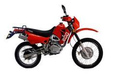 Motocicleta Yumbo Dakar