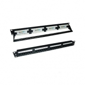 Patch Panel de 24 puertos Cat.5e