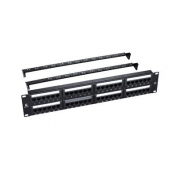 Patch Panel de 48 puertos Cat.6