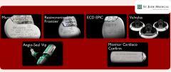 Equipos para Electrofisiología Marca St. Jude