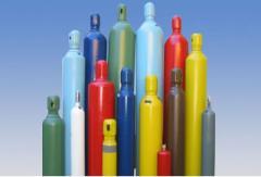 Non-standard gas mixtures