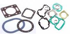 Gaskets, packing glands, lip-type, rubber-metal