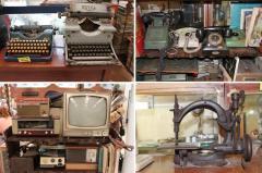 Variedad de antigüedades