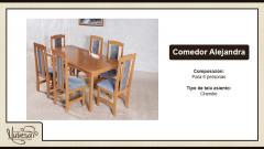 Muebles Línea Comedores