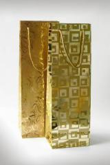 Bolsa Botella Kirman & Window
