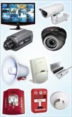 Alarmas contra Robo, Sistemas de seguridad y