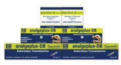 Analgésico Analgeplus DB
