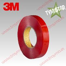 Cintas con Adhesivos en dos caras 3M