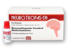 Vitamínico Neurotropas – DB Vial bebible
