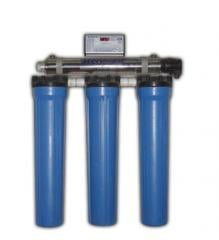 Equipos de purificación de agua  Comercial e Insdustrial