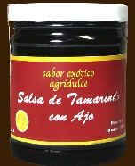 Salsa Tamarindo con Ajo