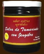 Salsa Tamarindo con Jengibre