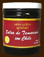 Salsa Tamarindo con Chile