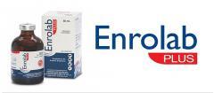 Antibiótico Enrolab Plus
