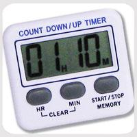 Cronometro de Cocina Timer, Cuenta Arriba/Abajo