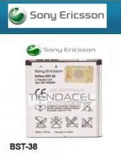 Bateria Sony/Ericsson BST-38 (W580) Modelo :W580,