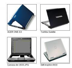 Carcasas para Laptops