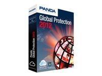 Panda Global Protection 2012 - Paquete de suscripción ( 1 año )