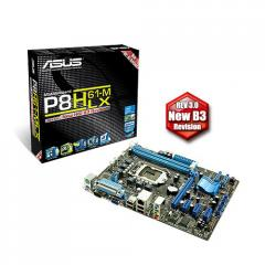 MB Asus P8H61-­‐M/LX3 1155/DDR3