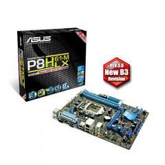 MB Asus P8H61-‐M/LX3 1155/DDR3