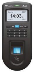 Terminal DUO de EasyWay Biometrics 2 en 1
