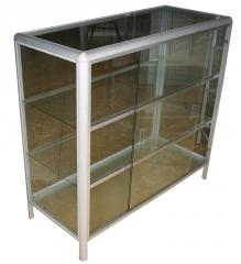 Productos de aluminio y vidrio