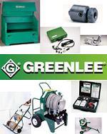 Equipos para el sector Eléctrico marca Greenlee