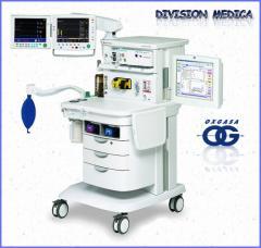 Maquina de Anestesia   (Ge Healthcare )