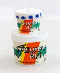 Nuevo Reuma Rub  Analgésico Musc. Cutáneo