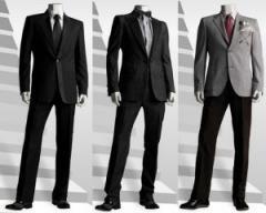 Trajes formales para caballeros