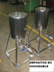 Depositos para liquidos
