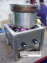 Fogon ò cocineta industrial