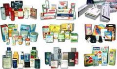 Todo tipo de medicametos en pastillas, jarabes y suspension